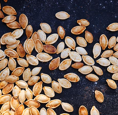 Old Style Roasted Pumpkin Seeds